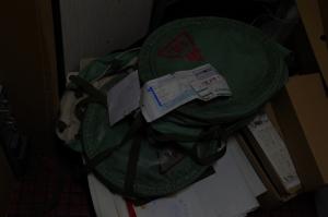 「野獣刑事」フィルムケースの入っていたバッグ
